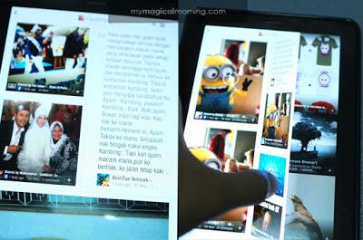 Teruja dengan Aplikasi Flipboard 3