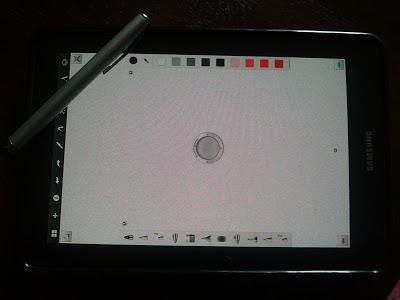 Doodle Menggunakan Autodesk SketchBook Pro 1