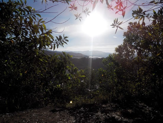 Mendaki Bukit Padang Kota Kinabalu 2