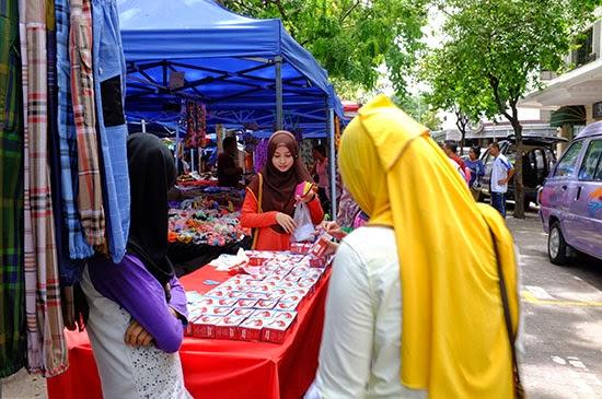 Gaya Street Kota Kinabalu 3