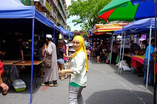 Gaya Street Kota Kinabalu 1