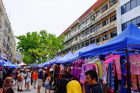 Gaya Street Kota Kinabalu 5