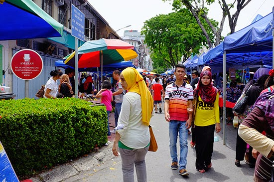 Gaya Street Kota Kinabalu 6
