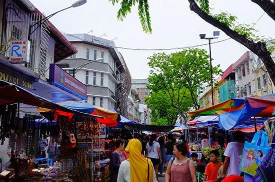 Gaya Street Kota Kinabalu 7