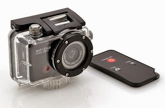 GoPro Hero 3+ vs SJ4000 vs WDV5000 Action Camera 5
