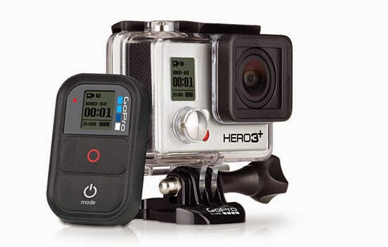 GoPro Hero 3+ vs SJ4000 vs WDV5000 Action Camera 3