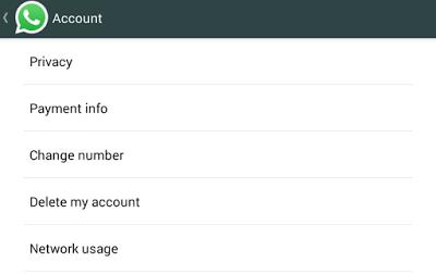 Daftar Nombor Baru Untuk Whatsapp tanpa Uninstall 2