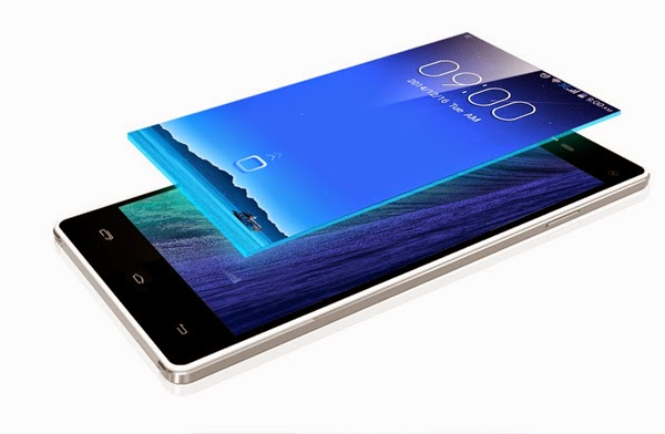 Leagoo Lead2s screen