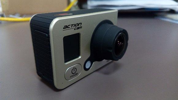 RD990 footage