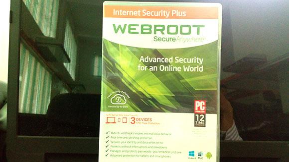 Pendapat dan Review Tentang AntiVirus Webroot 1