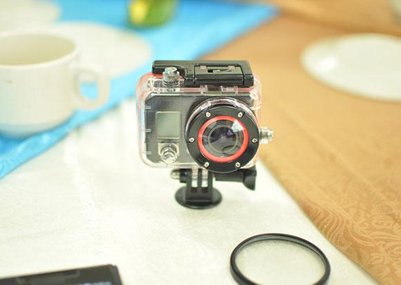 Cara Berkesan Transfer Gambar Kamera RD990 ke Handphone 3