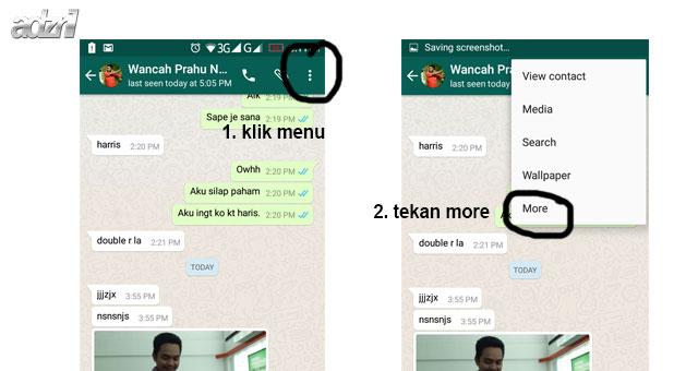 Apa Jadi Kalau Anda Block Halang Nombor Orang di Whatsapp 2