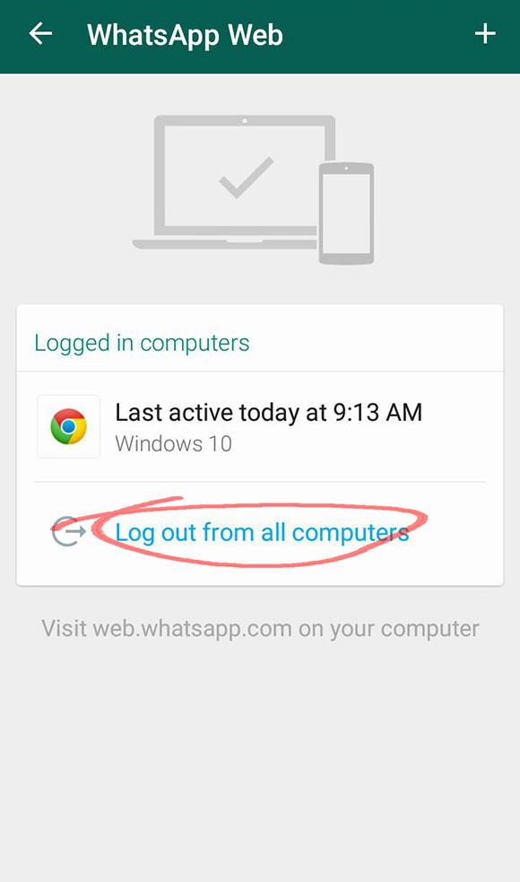 Awas! Mesej Whatsapp Anda Mungkin Dibaca Orang Lain Secara Live 3