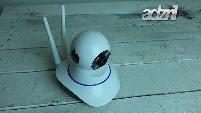 Yoosee IP Camera Review Rakam Tanpa Internet Macam CCTV 2
