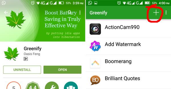 Tak Perlu Tukar Phone Bila Slow, Greenify Boleh Lajukan Balik 2