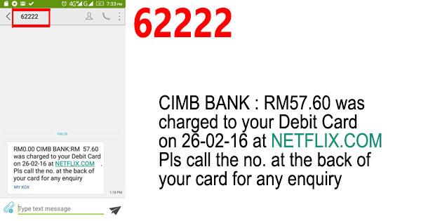 Duit di Bank Dicuri Untuk Bayar Netflix.com 2