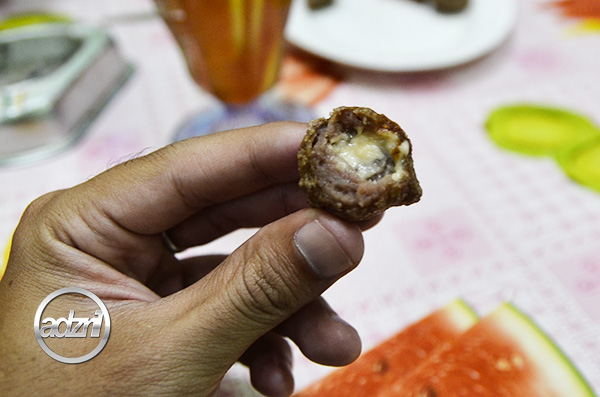 Makan Bakso Sedap Bebola Gergasi di Putatan Sabah 2