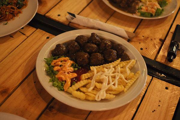 Rasa Meatball Yang Lebih Sedap Dari Meatball Ikea di Area Johor Bahru 6