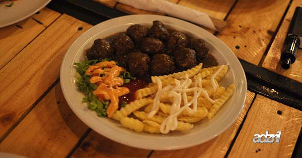 Rasa Meatball Yang Lebih Sedap Dari Meatball Ikea di Area Johor Bahru 1