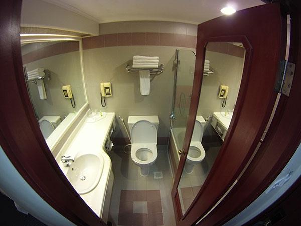 tandas Shangri-La Bandaran Kota Kinabalu