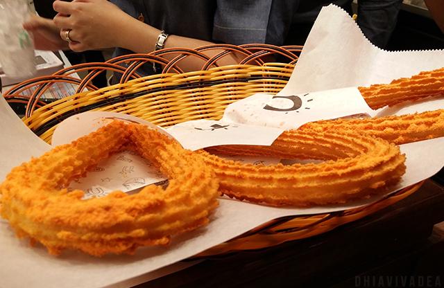 Nak Cari Churros di Malaysia Yang Sama Macam Makan di Korea 2