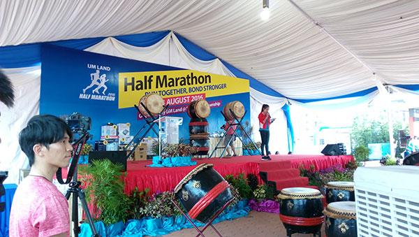 Berlumba Untuk Kebaikan di IJM Land Half Marathon 2016 6