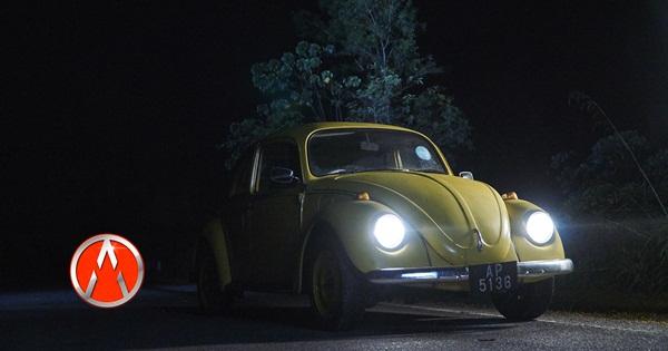 review Filem Volkswagen Kuning