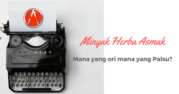Blogger Bertembung Sesama Sendiri Kerana Isu Minyak Herba Asmak 1