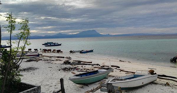 penginapan di pulau Sabah