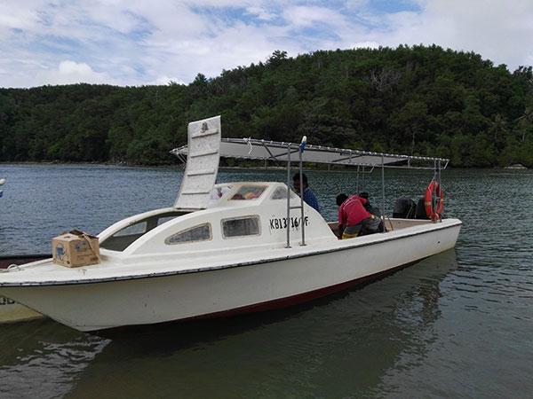 Sewa bot ulang-alik