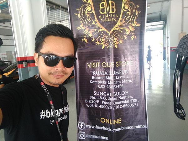 Tshirt Bianco Mimosa Untuk Lelaki Seluruh Pelusuk Malaysia 2