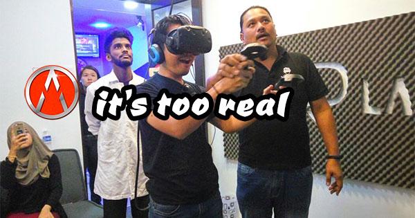 VR Malaysia area KL