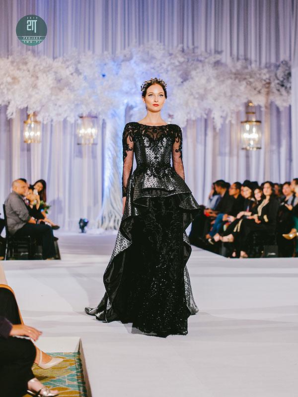 Rekaan Baju Kahwin Fatimah Mohsin di Kuala Lumpur Malaysia 16