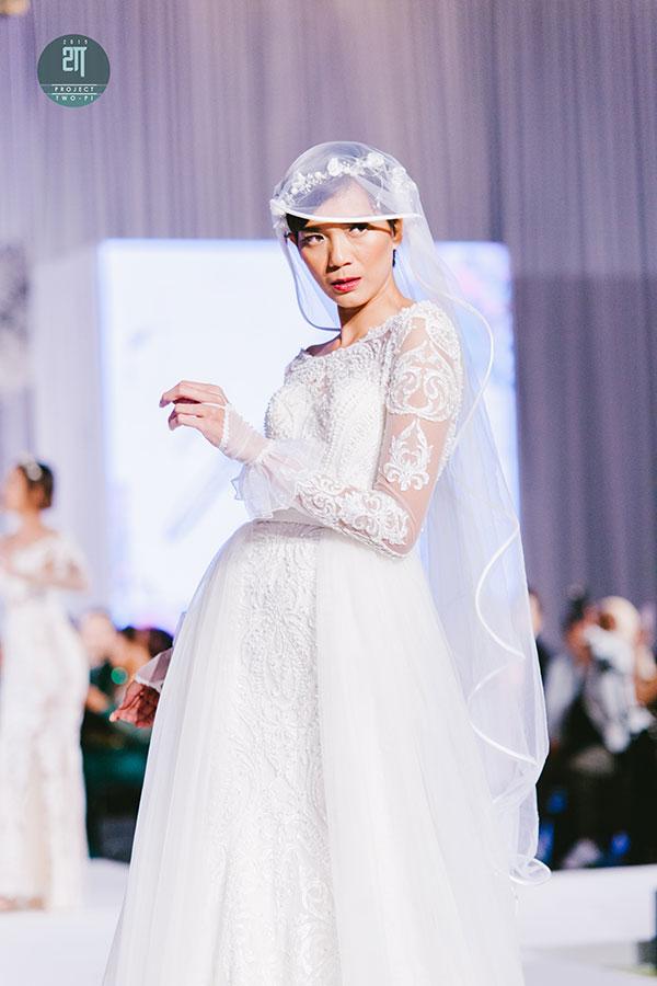 Rekaan Baju Kahwin Fatimah Mohsin di Kuala Lumpur Malaysia 19
