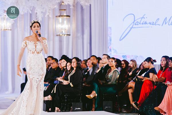 Rekaan Baju Kahwin Fatimah Mohsin di Kuala Lumpur Malaysia 20