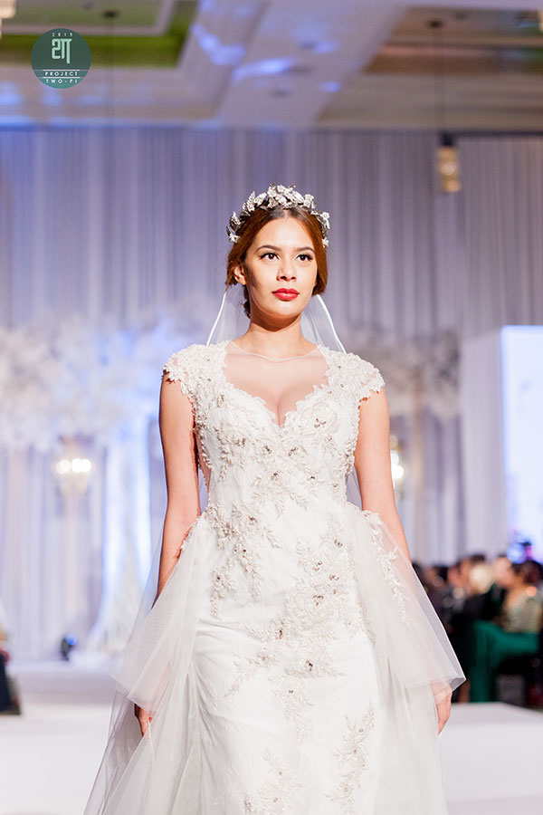 Rekaan Baju Kahwin Fatimah Mohsin di Kuala Lumpur Malaysia 11