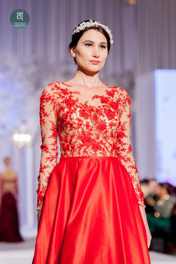 Rekaan Baju Kahwin Fatimah Mohsin di Kuala Lumpur Malaysia 13