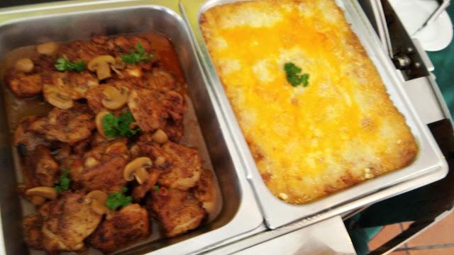 Buffet Ramadhan KL Mandarin Court Hotel 2