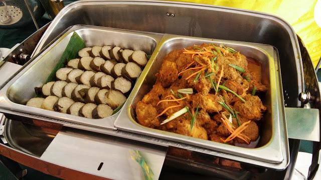 Buffet Ramadhan KL Mandarin Court Hotel 4