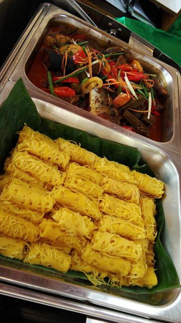 Buffet Ramadhan KL Mandarin Court Hotel 6