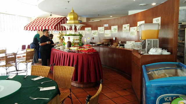 Buffet Ramadhan KL Mandarin Court Hotel 7