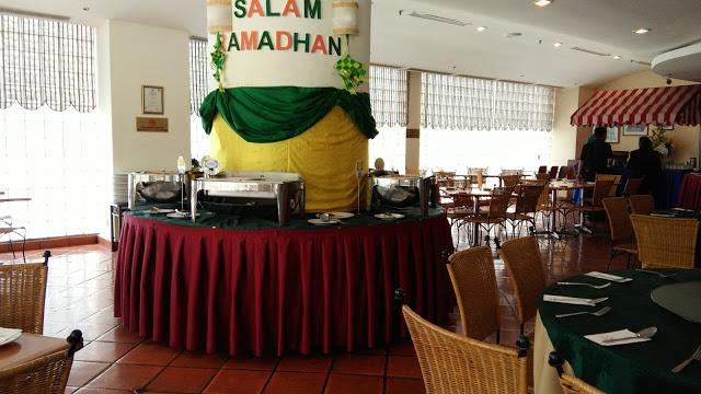 Buffet Ramadhan KL Mandarin Court Hotel 8