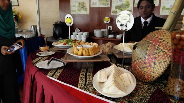Buffet Ramadhan KL Mandarin Court Hotel 11