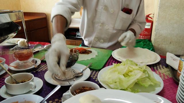 Buffet Ramadhan KL Mandarin Court Hotel 14