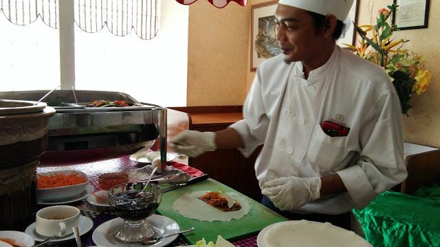 Buffet Ramadhan KL Mandarin Court Hotel 15
