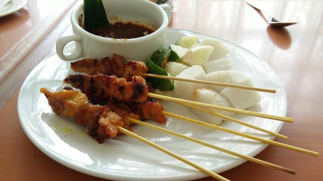 Buffet Ramadhan KL Mandarin Court Hotel 1