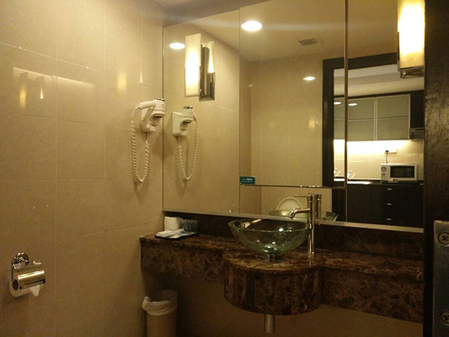 Review Resort Suites Hotel di Bandar Sunway 5