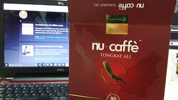 kopi tongkat ali paling kaw