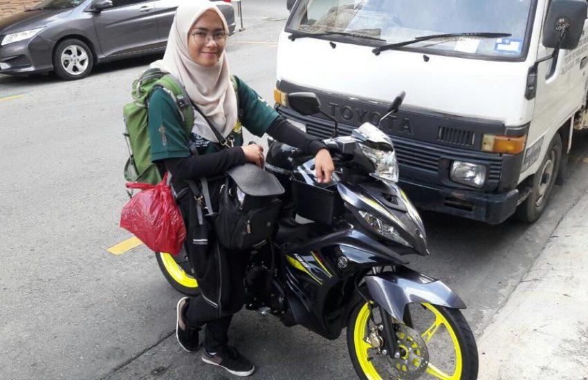 Sewa Motor di Kota Kinabalu Sabah, 3 Jenis Motor 1